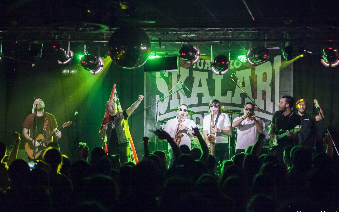 Juantxo Skalari & La Rude Band (RedStar – Valls)